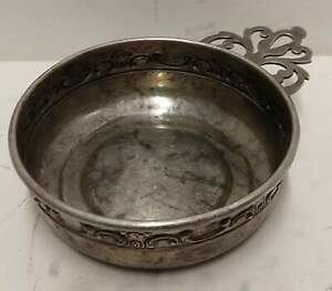 Gorham Sterling Silver Baby Porringer 1148 87 6 Grams Good Vintage Condition