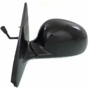 92 95 Honda Civic 2dr Mirror Manual Remote Lh Driver Side