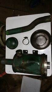 1957 Oliver 880 Air Cleaner Assembly Complete