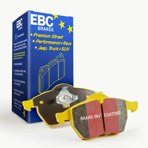 Ebc Front Yellowstuff Street Track Brake Pads For Mazda Mx 5 Miata 1994 2002 1 8