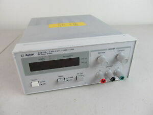 Hp Agilent E3612a Variable Dc Power Supply 0 60v 5a 0 120v 25a Working