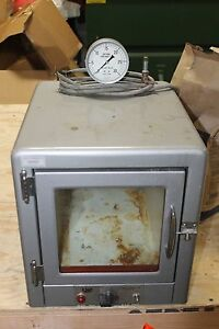 National Vacuum Oven 5 8 30 115 220v