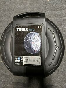 Thule Cb 12 Size 104 Tire Snow Chains One Pair Konig