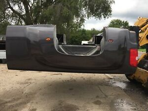 2011 Chevy Dually Box 07 14 Chevrolet Silverado 8 Long Bed W Linex Mudflaps