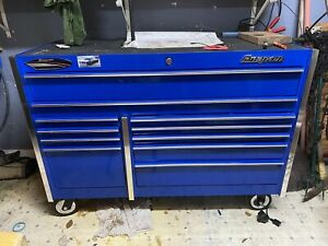 Used Snapon Tool Box