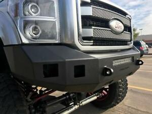 New Steelcraft Fortis Smooth Front Bumper 11 12 13 14 15 16 Ford F250 F350