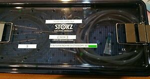 Hkarl Storz 11 13 French Resectoscope Set