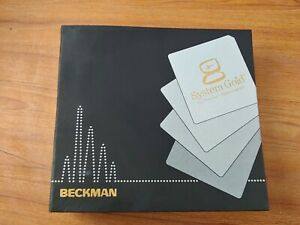 Beckman System Gold The Personal Chromatograph System Installation Manual
