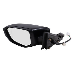 Fits Honda Civic 2016 Drivers Side View Power Mirror Glass Housing Heated