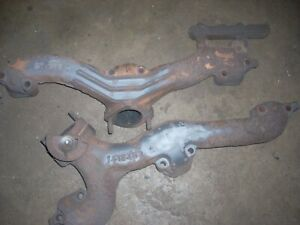 331 1962 Cadillac Exhaust Manifolds Fit Engine 331 365 390 429