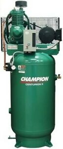 Champion Vrv5 8 5 Hp Single Phase Air Compressor