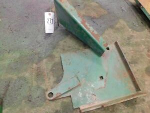 John Deere 5020 Tractor Cover Panel Tag 271