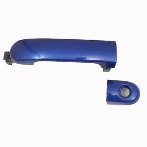 For 07 12 Nissan Versa Blue B17 Front Left Driver Outside Outer Door Handle