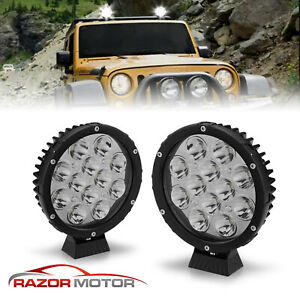 6 Round 36w High Power Led Utility Off Road Light each