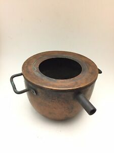 Vtg Laboratory Lab Copper Water Bath Pot Scientific Materials Co