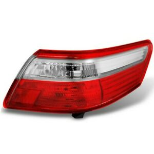 Fits 2007 2009 Toyota Camry Outter Piece Tail Light Brake Lamp Passenger Side Us