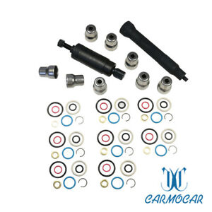 For Ford 2003 10 6 0l Powerstroke Injector Sleeve Cup Removal Tool Install Kit