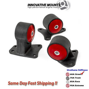Innovative Replacement Mount Kit 1988 1991 For Honda Prelude Manual 29151 60a
