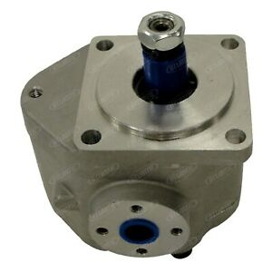 Hydraulic Pump Ford New Holland 1700 1710 1900 Compact Tractor