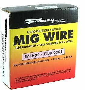 Forney 42301 Flux Core Mig Wire 10 Ib