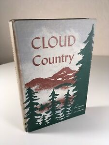 Cloud Country HC Lewis Canaday amp; Jan S Doward 1953 Vintage Pacific Press Pub $10.20