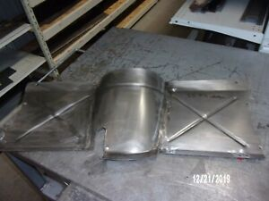35 Plymouth Front Floor Pan