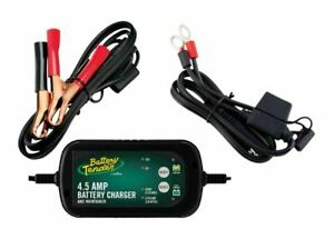 Battery Tender Power Plus 4 Amp Battery Charger And Maintainer