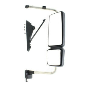 08 17 Workstar durastar Hd Truck Mirror Power Heated W signal Chrome Right Side