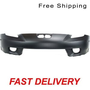 Primered Front Bumper Cover W o Action Pkg Fits 2000 02 Toyota Celica To1000208