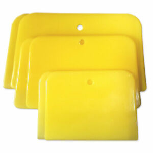 Body Filler Spreaders For Automotive Body Fillers Putties And Glazes