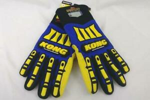 Ironclad Kong Cold Condition Waterproof Work Gloves Size Large