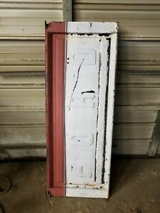 Vintage Ford Stepside Tailgate Wall Art Bench Man Cave