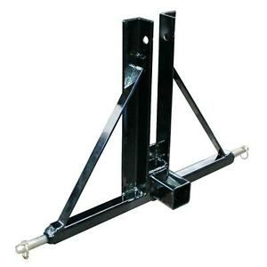 Vehicle Salt Spreader 3 Point Hitch Mounting Kit Insert Snow Removal Equipment