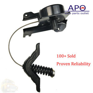 924 539 Spare Tire Carrier Wheel Lift Winch For Ford F250 F350 F450 7c3z1a131a