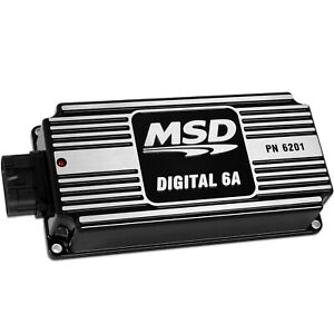 Msd Ignition 62013 Digital 6a Ignition Controller