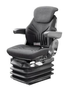 Grammer Msg 95g 721 Air Suspension Including Compressor Universal Tractor Seat