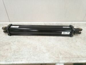 Maxim 218 368 4 In Bore 30 In Stroke Double Acting Tie Rod Hydraulic Cylinder