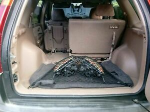 Rear Trunk Floor Style Organizer Cargo Net For Honda Cr V Crv Crv 2002 2006 New