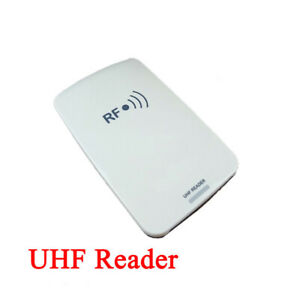 Cs0811 Epc Gen2 Usb Portable Uhf Rfid Desktop Reader Identify Id Tags Writer