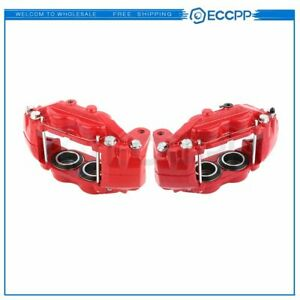 Front Pair Brake Calipers For Toyota Sequoia 2008 2018 Toyota Tundra 2007 2018