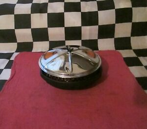 Used Vintage Chevy Pancake Air Cleaner Silencer Street Racer Hot Rod Hp