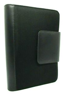 Franklin Covey 365 Daily Planner Organizer Classic Binder 7 Ring Magnetic Close
