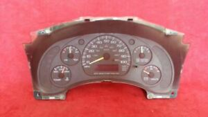 Speedometer Us Cluster Fits 96 98 Astro 716
