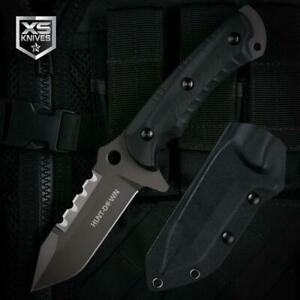 Combat TACTICAL TANTO Knife G10 Handle FULL TANG QUICK RELEASE KYDEX SHEATH $22.99