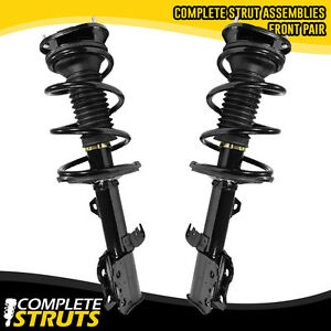 2003 2008 Toyota Corolla Front Quick Complete Struts Coil Spring Assembly Pair