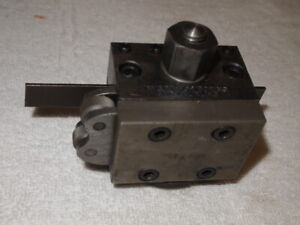 South Bend 9 10 k 10 In 1 Tool Holder In Excellent Original Condition