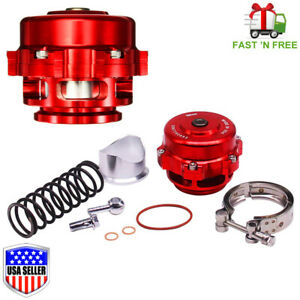 Tial Q Bv50 Stye Red 50mm Blow Off Valve Bov 6psi 18psi Springs Fast Ship
