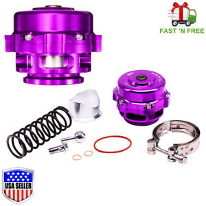 Tial Q Bv50 Stye Purple 50mm Blow Off Valve Bov 6psi 18psi Springs Fast Ship