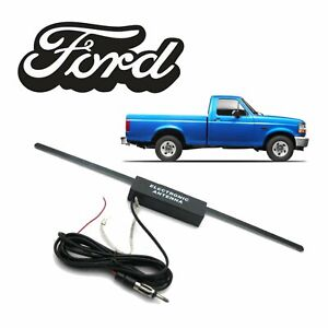 80 86 Ford F150 Truck Hidden Amplified Radio Antenna Fm Stereo Xlt Cleveland 351