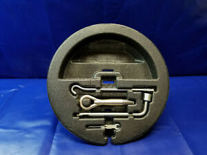 Infiniti G37 Q60 Coupe Jack Tool Kit Tray Box Mold Trunk Storage Floor 47616